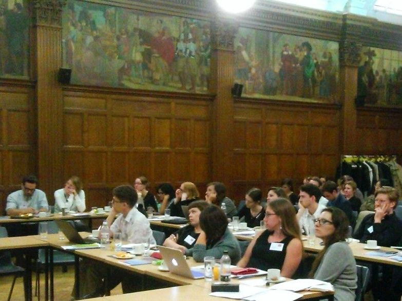 Audience at University of Westminster